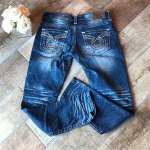 Big Star Sweet Skinny Jeans Size 30